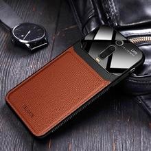 I coque, чехол, чехол, для Xiao mi Red mi K20 Pro mi 9t mi 9T Pro на кожаном mi rror стекле силиконовом противоударном телефоне Роскошные милые чехлы