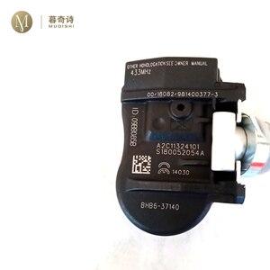 Image 4 - 2019 für Mazda 2 3 5 6 Reifendruck Sensor 2016 CX3 TPMS BHB637140A 2017 CX5 CX7 CX9 MX 5 Auto überwachung Alarm System Sensoren