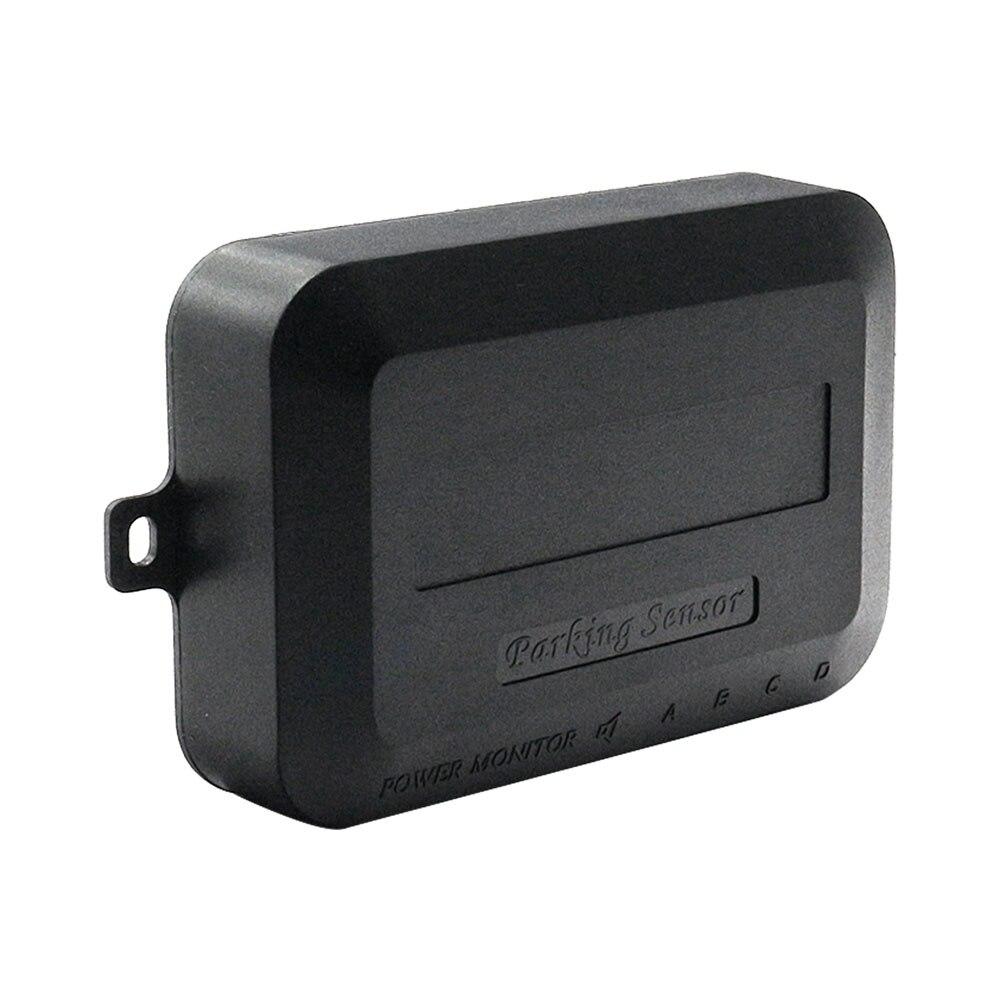Wyświetlacz LED Auto czujniki parkowania samochodów tylna wykrywacz radarów 4 czujniki bezprzewodowy monitor automatycznego parkowania System cofania samochodu wskaźnik
