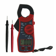 Clamp Meter AC/DC Voltage Manual Range Measurement Current Resistance LCD Digital Clamp Meter Multimeter цены