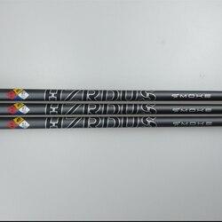 5 uds nuevo eje impulsor de Golf proyecto HZRDUS humo Golf madera eje palos grafito Regular o rígido eje de Golf envío gratis