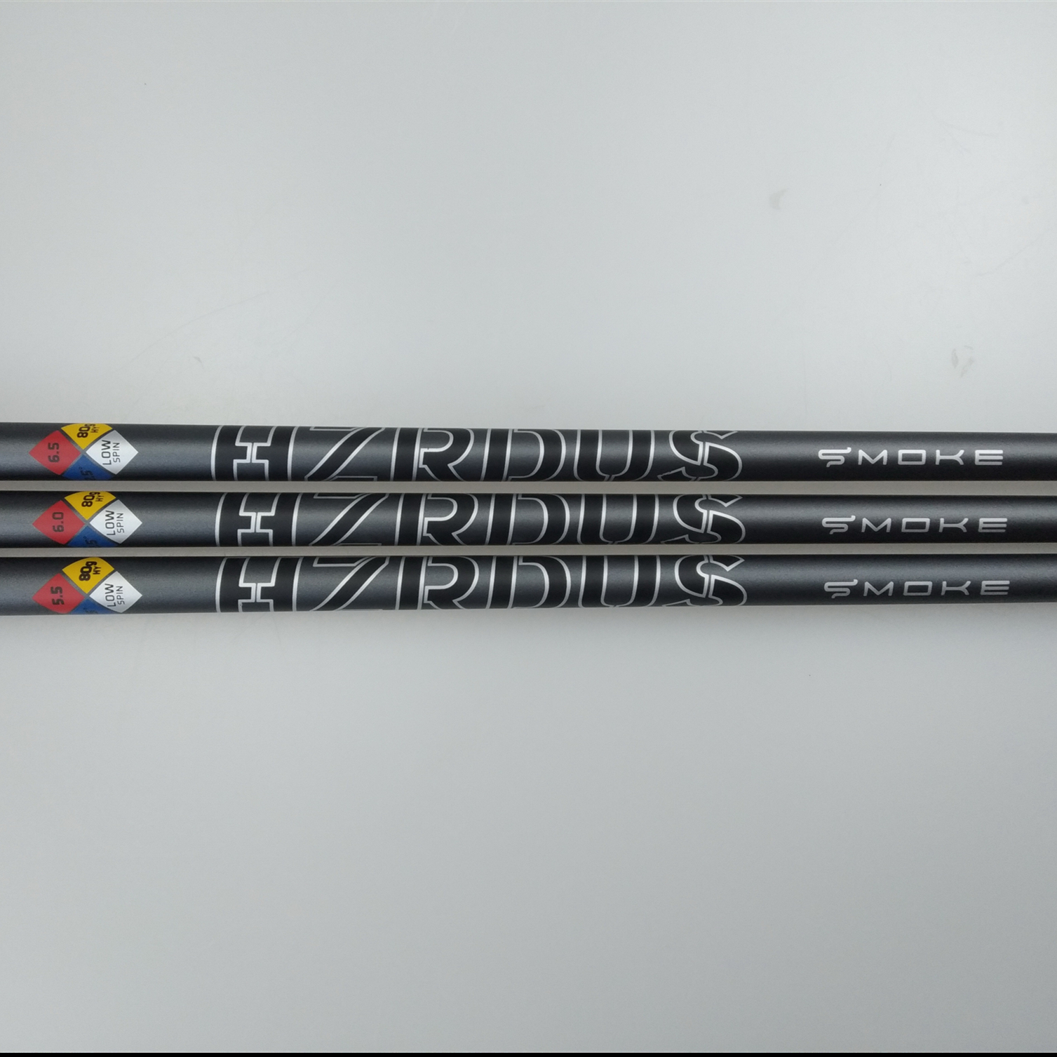 5Pcs New Golf Driver Shaft PROJECT HZRDUS SMOKE Golf Wood Shaft  Clubs Graphite Regular Or Stiff Golf Shaft Free Shipping