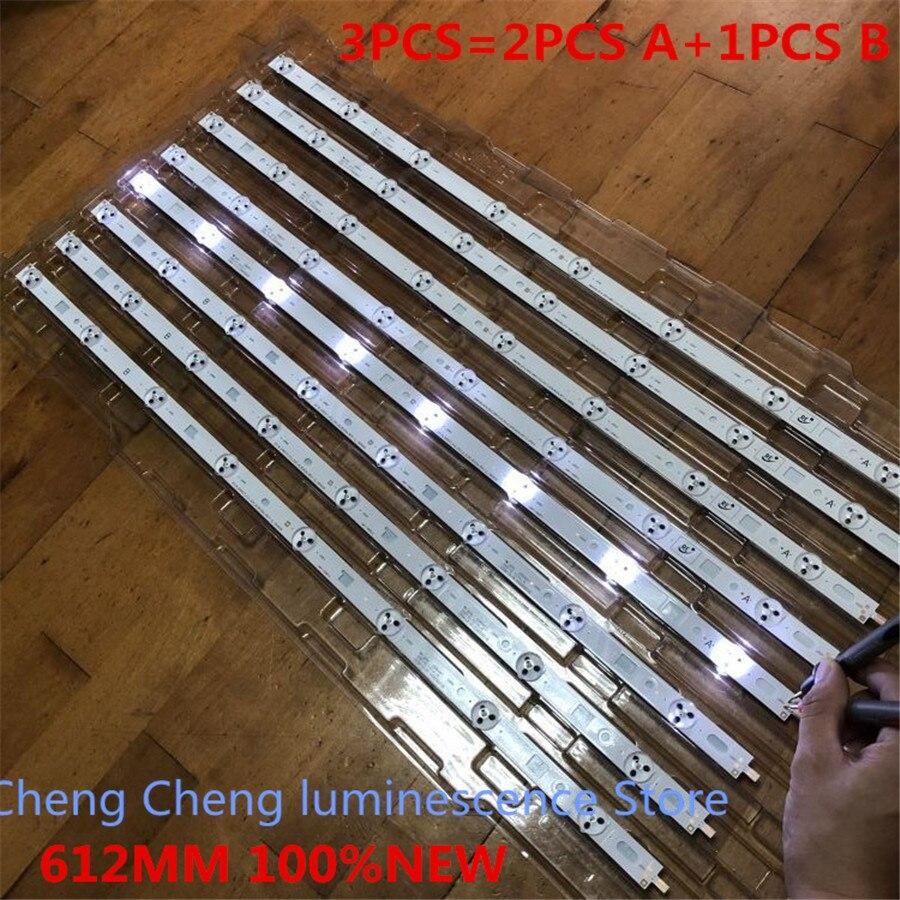 15PCS LED Backlight Strip 8 Lamp For So Ny 32