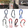 4 FT -5.5FT Bungee Dock Line Mooring Rope for Boat 4 ft 1 Ropes Rope Bungee Cord Dockline Boats Kayak Accessories