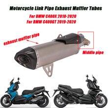 Выхлопная система для мотоцикла 38 51 мм Средний глушитель трубы
