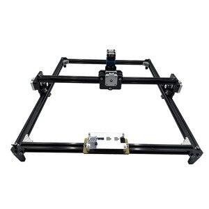 Image 2 - 40X50 Laser Graveur 0.5 1.5W Diy Mini Laser Graveur Voor Hout Plastic Leer Rvs Etc laser Cutter Markering Plotter
