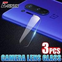 Protector de pantalla de lente de cámara trasera, película protectora de vidrio templado para OnePlus 9 8T 8 7T Pro 5G 6T 6 5 3T 3 5T 2 X, 3 unids/lote