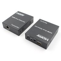 HDMI Extender Single Network Cable 60 M To Rj45 Network Extender Signal Amplification Without Loss