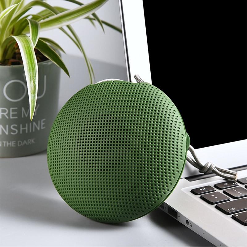 2019 Hot Portable Wireless Communication Speaker Waterproof Loud HD Sound Haning For DOY