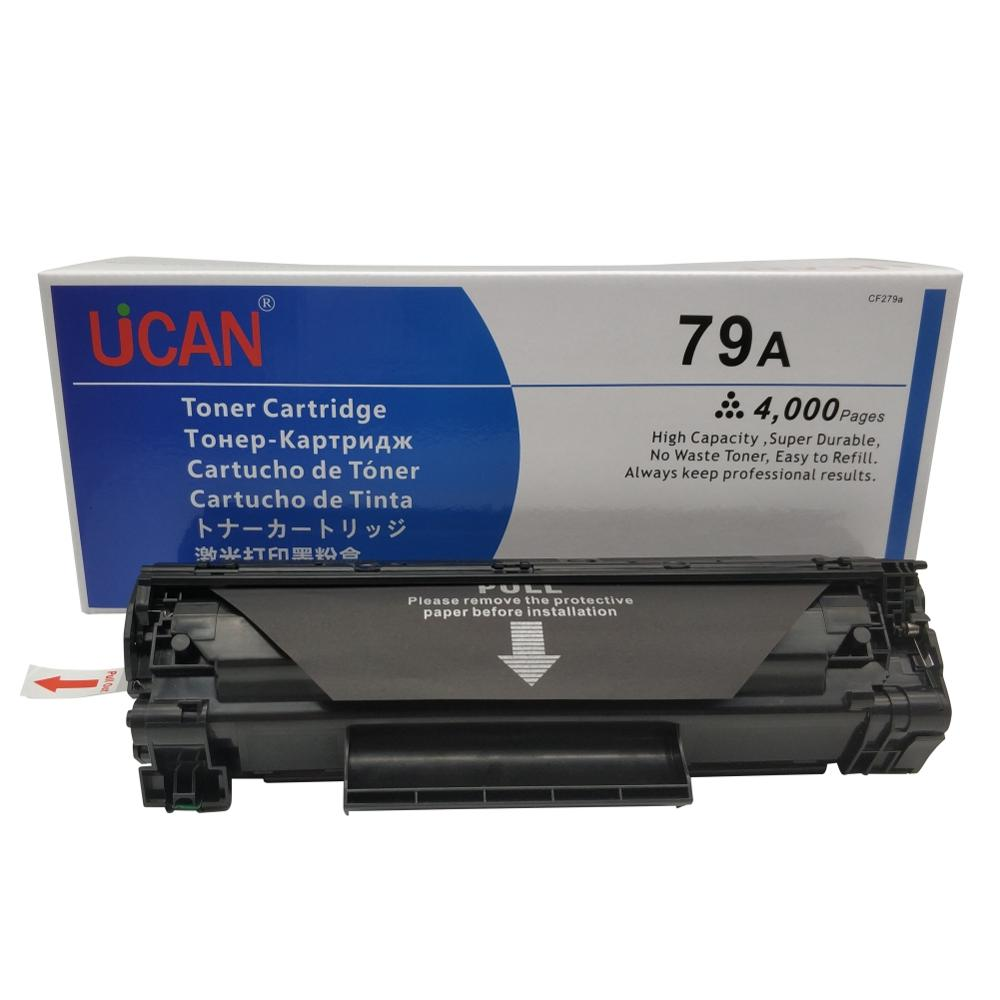 4000 Pages UCAN 79a Cartouche De Toner pour HP 279a CF279a Laserjet Pro M12a M12a M12w M26 M26a M26nw Imprimante