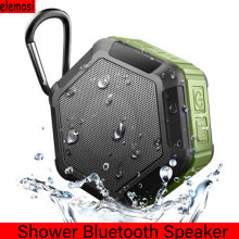 Shower Wireless Bluetooth Speaker IP65 Waterproof Speaker Support TF Card SBC MP3 AAC Outdoor Handsfree Speaker 3D Bass(China)