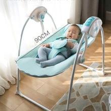 Умное кресло-качалка, удобная кроватка, умное Электрическое Кресло-Качалка, детская колыбель и кроватка