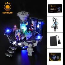 Набор светодиодных ламп серии «Доктор Кто» совместимый светильник