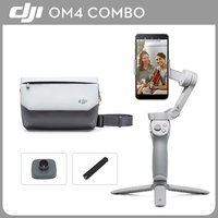 DJI Osmo Mobile 4/ OM 4 Gimbal Smartphone Stabilisator Selfie Stick Stativ Magnetic Design Gesture Control Quick Release Original