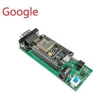 Google ev ses kontrolü yardımcısı Nodemcu ESP8266 modülü akıllı sistemi kablosuz WIFI IOT geliştirme kurulu
