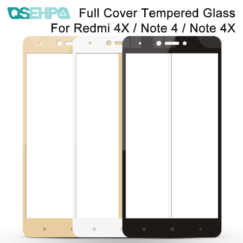 9D Protective Glass On The For Xiaomi Redmi Note 4 4X 5 5A Pro Tempered Screen Protector For Redmi 5 Plus 5A 4X S2 Glass Film