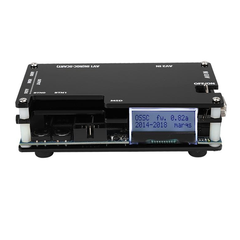 Image 2 - OSSC HDMI Converter Kit for Retro Game Consoles PS1 2 Xbox Sega Atari Nintendo,US Plug Add EU Adapter
