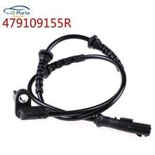 479109155R frente ABS Sensor de velocidad de rueda para DACIA Duster RENAULT Gran Megane 1,2-2.0L 479100004R 479502046R 0265008172