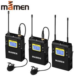 MAMEN Professional Wireless Mi
