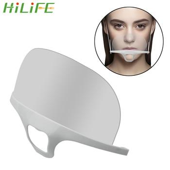 Прозрачная маска HILIFE для кухни и ресторана, 1 шт.