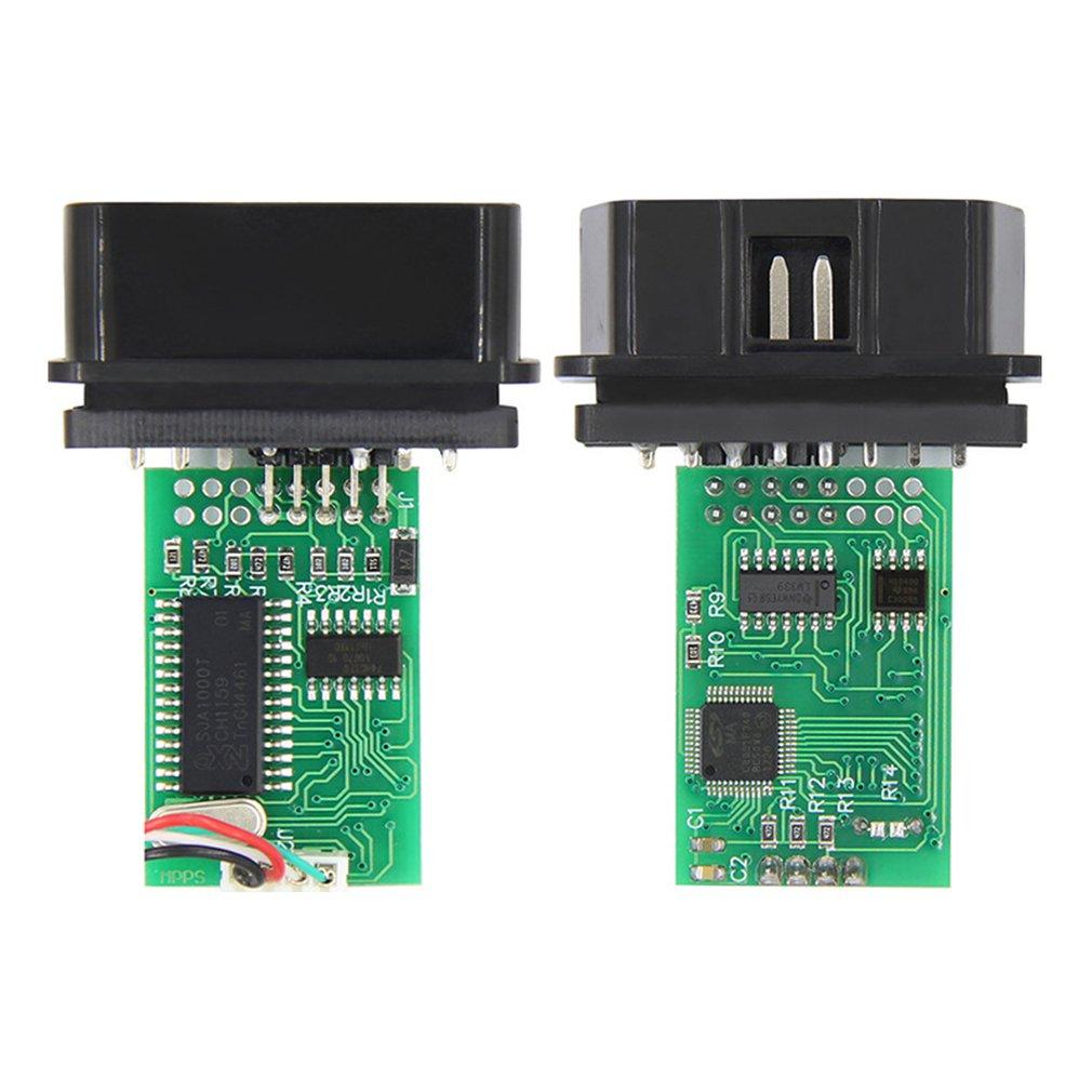 For Mpps V13.02 Obd2 Car Power Upgrade Tool Ecu Programming Detection Diagnostic Instrument Car Fault Diagnosis Instrument