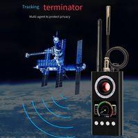 K68 Anti Spy Cam Drahtlose RF Signal Detektor Bug GSM GPS Tracker Versteckte Kamera Eavesdrop Gerät Military Professionelle Finder Det