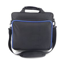 PS4 وحدات التحكم بالألعاب حقيبة كتف بلاي ستيشن 4 السفر حقيبة PS4 اكسسوارات Q81F