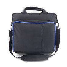 PS4 Consoles de jeux sac à bandoulière Playstation 4 voyage étui de transport PS4 accessoires Q81F