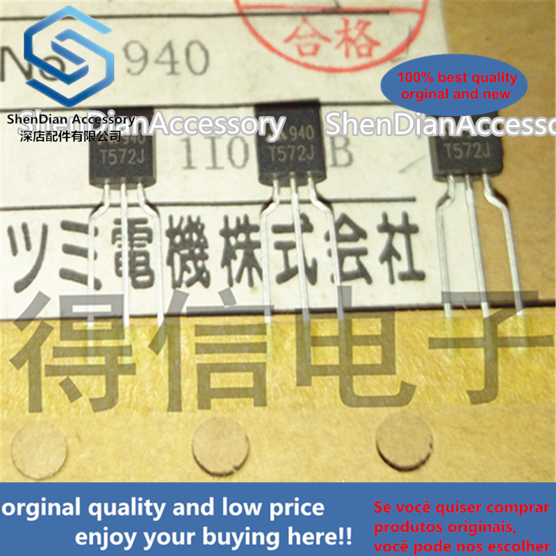 10pcs 100% New And Orginal PST572J T572 TO-92 In Stock