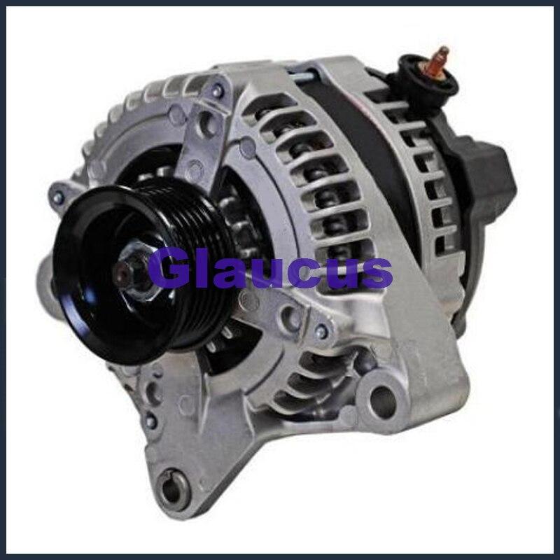 2UZ 2UZFE เครื่องยนต์เครื่องกำเนิดไฟฟ้ากระแสสลับสำหรับ Toyota SEQUOIA 4664cc 4.7L 4.7 L 2000-2007 27060-0F050 27060-0F050-84 104210- 3390