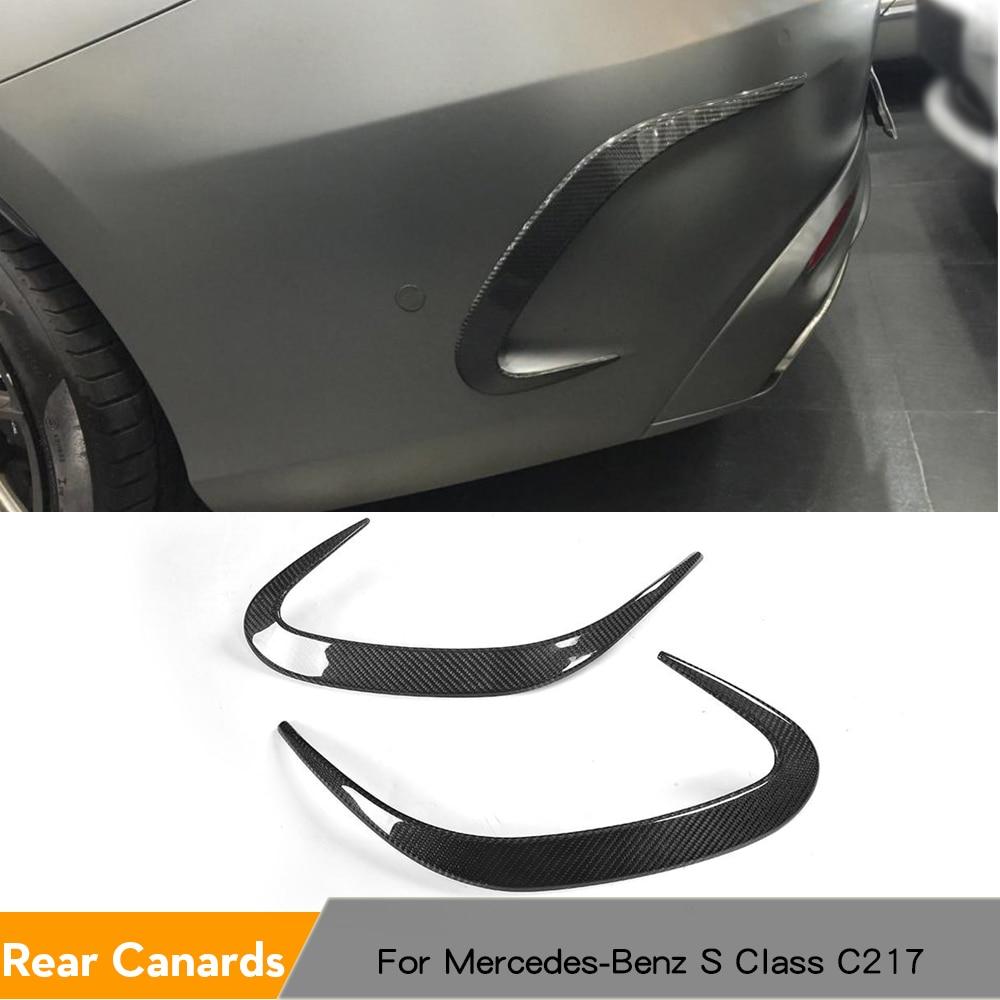 For Mercedes W205 C63 AMG S W222 C217 S63 S65 AMG Rear Disc Brake Pad Set