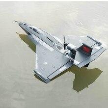 RC Airplane Aircraft Fighter Fixed-Wing Diy-Model Epp-Foam Wingspan 640mm War J11 Stunt