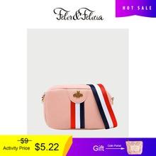 FELIX&FELICIA Brand fashion PU leather crossbody bags for women 2019 ladies shoulder small messenger pink bag bolsa feminina