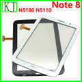 New N5100 Front Touch Screen Panel for Samsung Galaxy Note 8.0 N5110 Tablet Digitizer Touch Front Glass Sensor 3G & Wifi