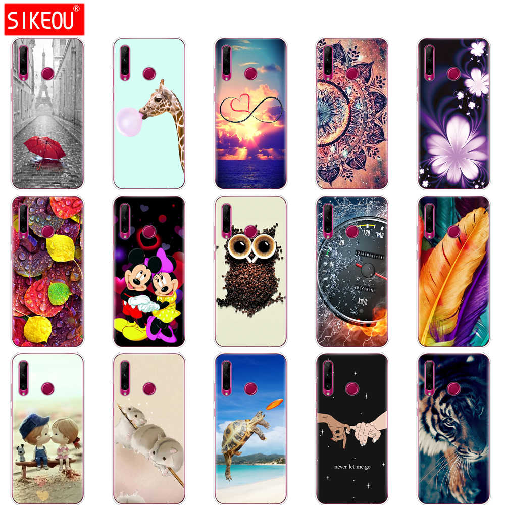 Case Voor Honor 10i HRY-LX1T Case Back Cover Phone Case Voor Huawei Honor 10i 10 Ik 6.21 Inch Back Cover Volledige 360 Beschermende Shell