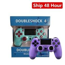 Беспроводной геймпад для PS4 контроллер Bluetooth контроллер для PS4 Геймпад Джойстик для Dualshock 4 для Play Station 4 manette ps4