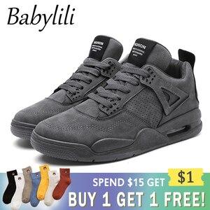 Image 5 - Tênis casual masculino, tênis casual adulto, calçados robustos com 15 cores 2020