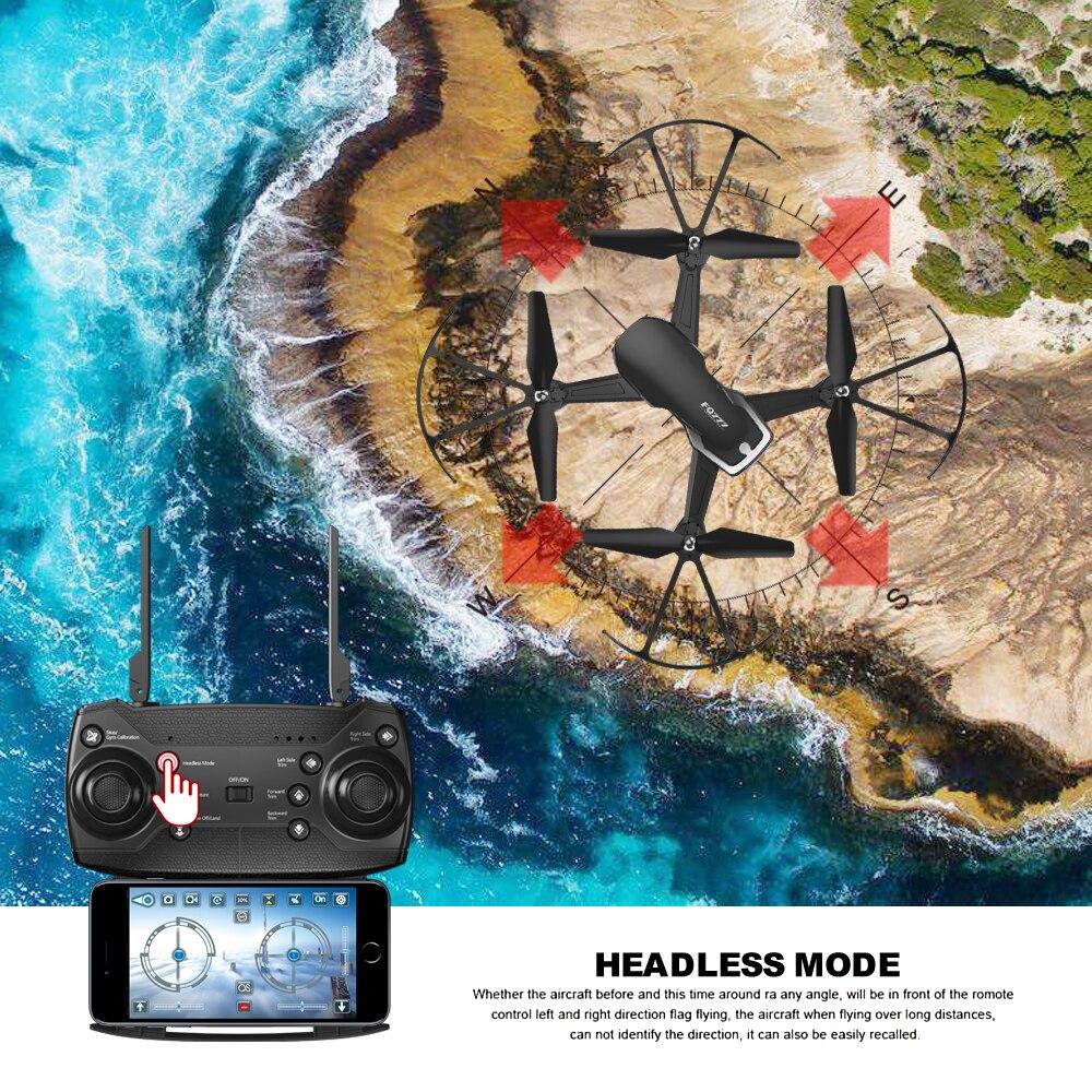 Rc hélicoptères Drone vidéo tir Drones jouet HD caméra quadrirotor amusant télécommande jouets Drone pour enfants fête des enfants cadeau - 5