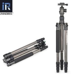 Image 2 - NT40C מקצועי סיבי פחמן חצובה חדרגל Stand כדור ראש עבור דיגיטלי DSLR מצלמה אור גבוהה באיכות מעיים עבור GoproTripode