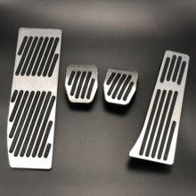 Автомобильные аксессуары для BMW 3 5 серии E30 E32 E34 E36 E38 E39 E46 E87 E90 E91 X5 X3 Z3 MT/AT, накладки на педали, наклейки, автомобильный Стайлинг