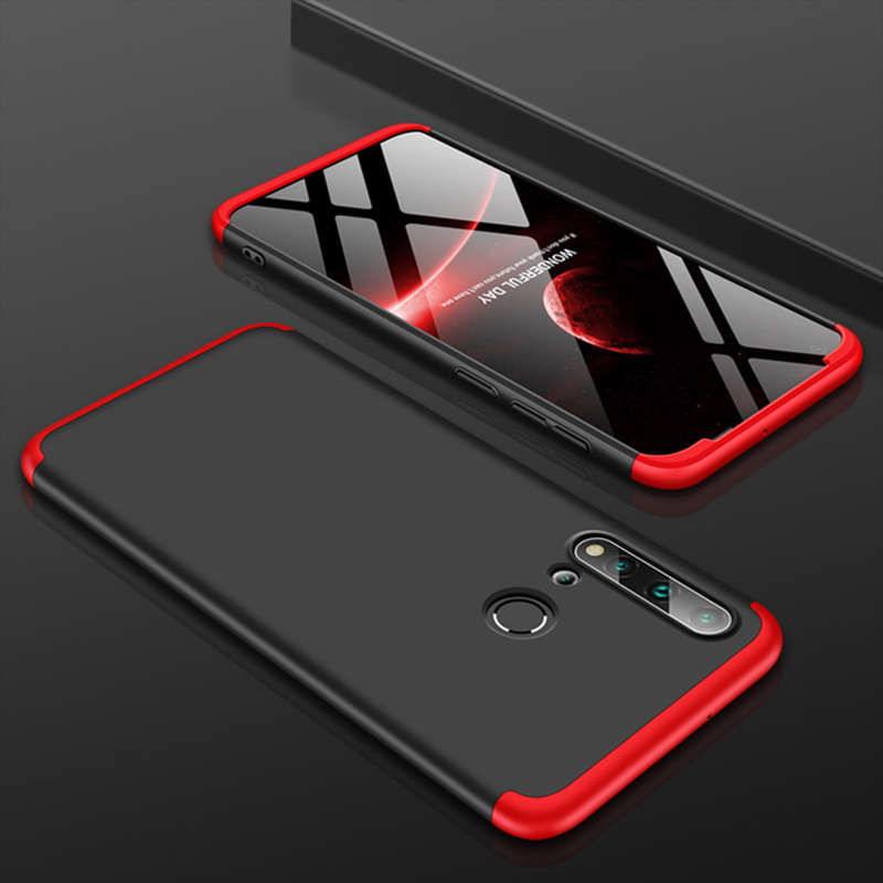 360 Degree Full Cover Case For Huawei Honor 9X P Smart Z Y9S Prime 2019 V30 20s 8X Y7 Y6 Nova 5T P20 Lite P30 Pro Cases Bumper(China)