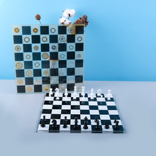 Mold Jewelry Chess-Board Crafts Epoxy Handmade DIY Silicone