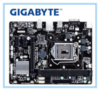 Gigabyte GA H81M S1 original motherboard H81M S1 LGA 1150 DDR3 16GB USB2.0 USB3.0 H81 used Desktop motherboard boards cpu fan cpu heatsinkheatsink cpu -