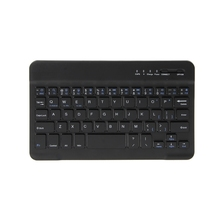 Ultra Slim 59 Keys Wireless Bluetooth Keyboard for IOS Android Windows PC Computer Tablet Laptop