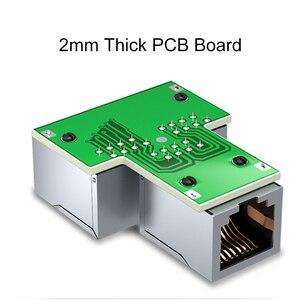 Image 5 - SAMZHE 1 ถึง 2 Ways Ethernetอะแดปเตอร์Lan Cable Extender Splitterสำหรับสายอินเทอร์เน็ตการเชื่อมต่อ 1 อินพุต 2 เอาต์พุต