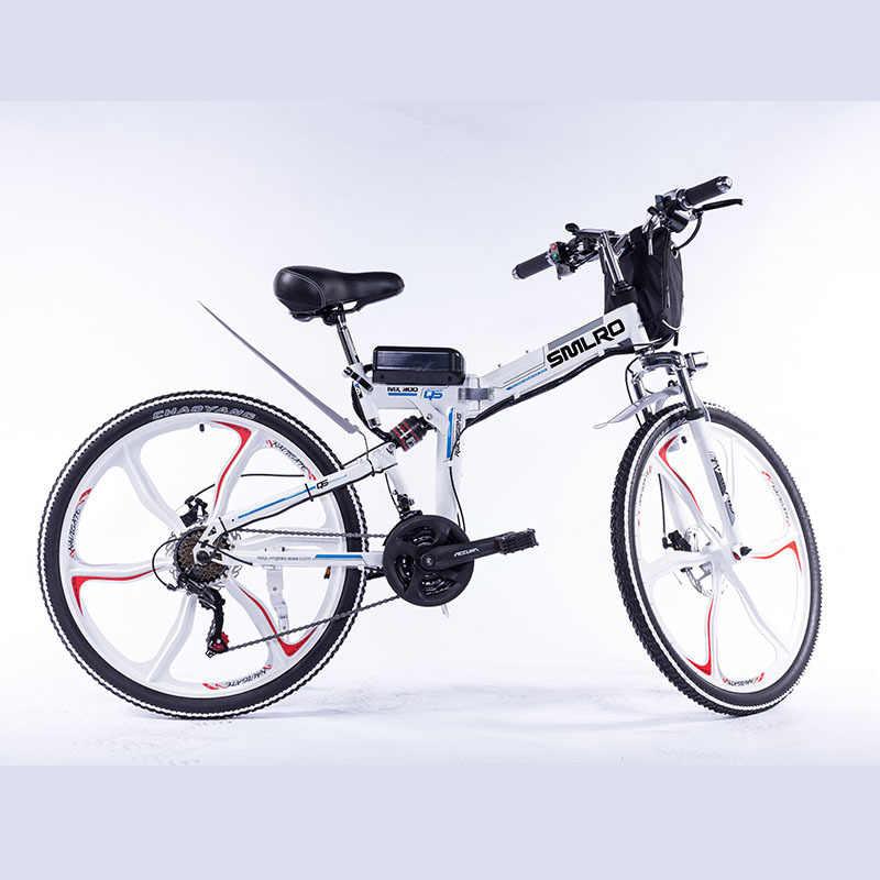 YTL September Большая распродажа 48V 10AH 350W литиевая батарея электрического велосипеда, заводская цена, складной электровелосипед