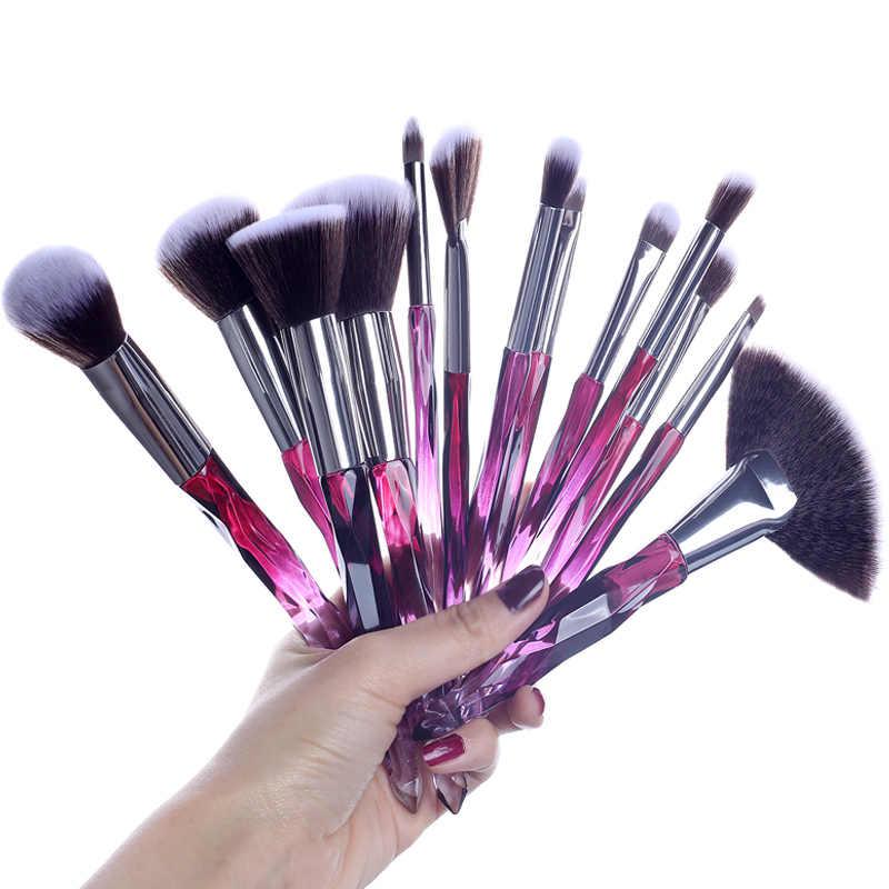 Make-up Pinsel Für Kosmetische Eyeliner Schwamm Natürliche Pulver Highlighter Bleistift Professionelle Künstler Gesicht Schöne Hohe Qualität