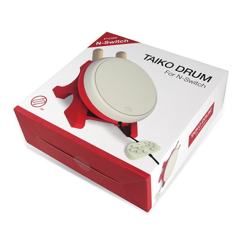Для Nintendo Switch игровой барабан для NS Joy-Con Видео игровой барабан Тайко Для Nintendo переключатель Taiko без Tatsujin аксессуары для видеоигр