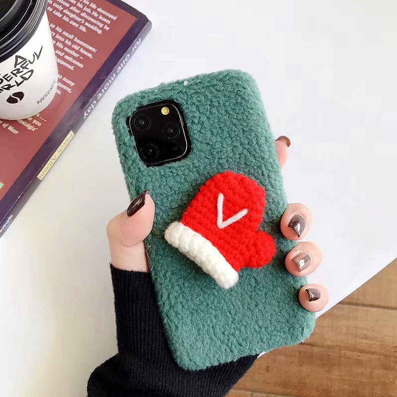 Luxury Warm Villus Fur Case (8)