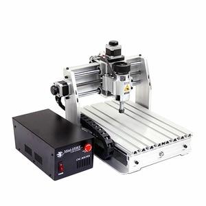 Image 2 - 미니 CNC 밀링 머신 2520 cnc 조각 기계 250*200mm 작업 영역 cnc 라우터